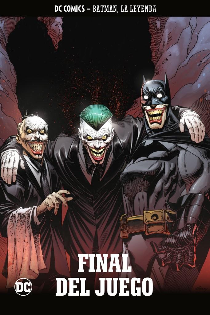 Batman, la leyenda núm. 10: Fin del juego