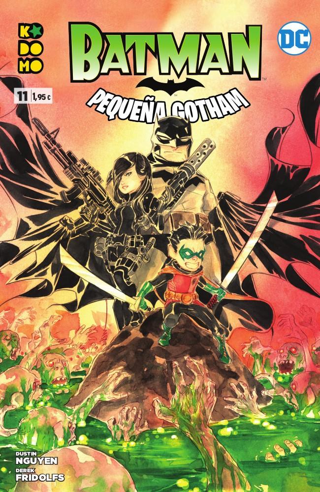 Batman: Pequeña Gotham núm. 11 (de 12)