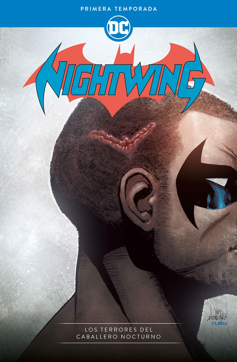 Nightwing: Los terrores del Caballero Nocturno (Primera temporada)