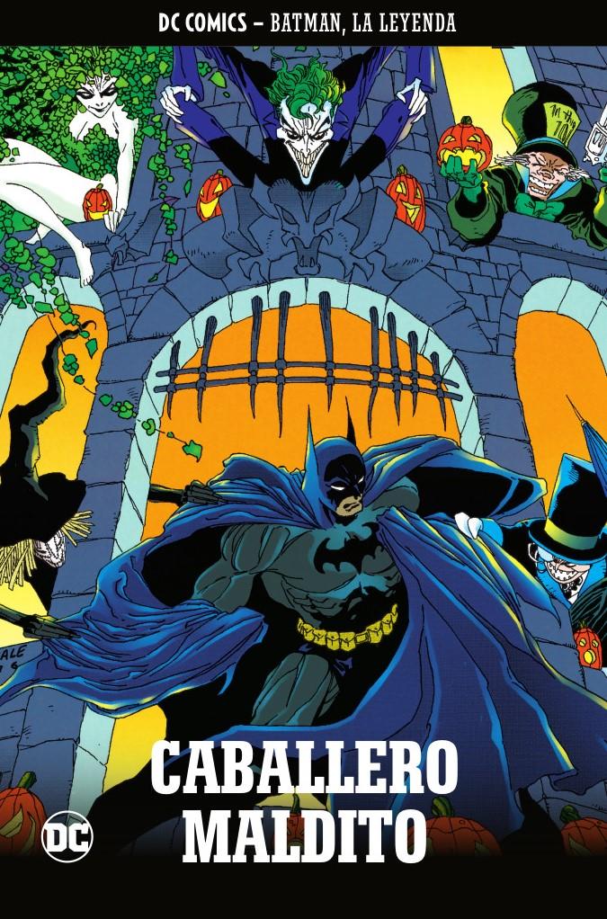 Batman, la leyenda núm. 12: Caballero Maldito