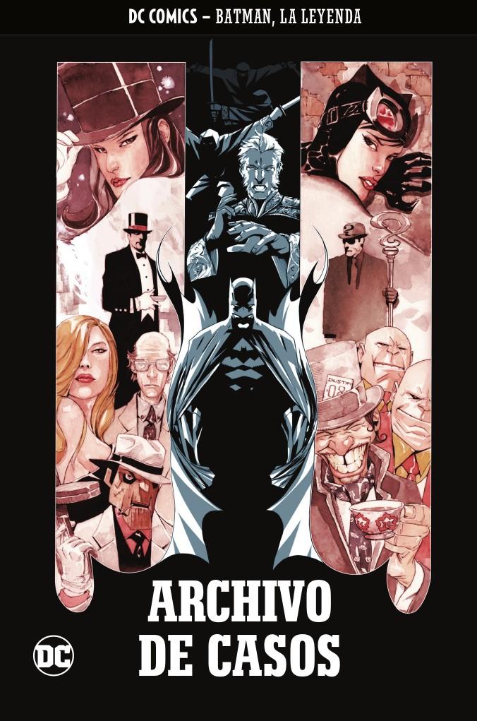 Batman, la leyenda núm. 13 Archivo de Casos