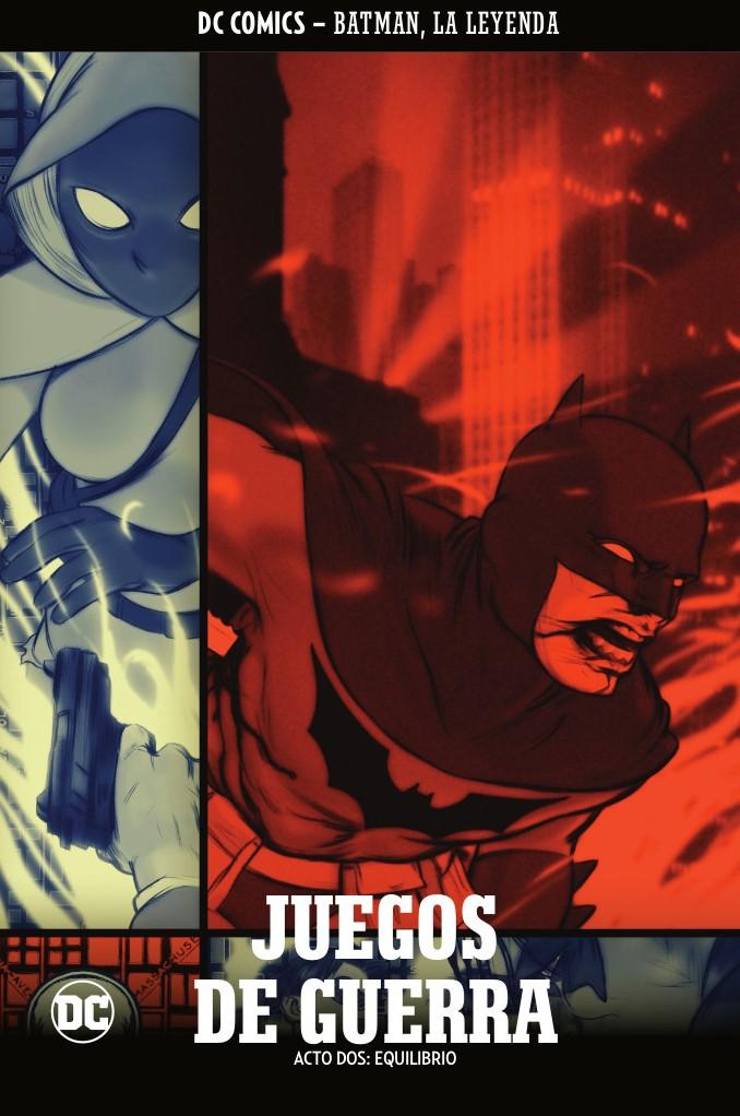 Batman, la leyenda núm. 15: Juegos de guerra (Parte 2)