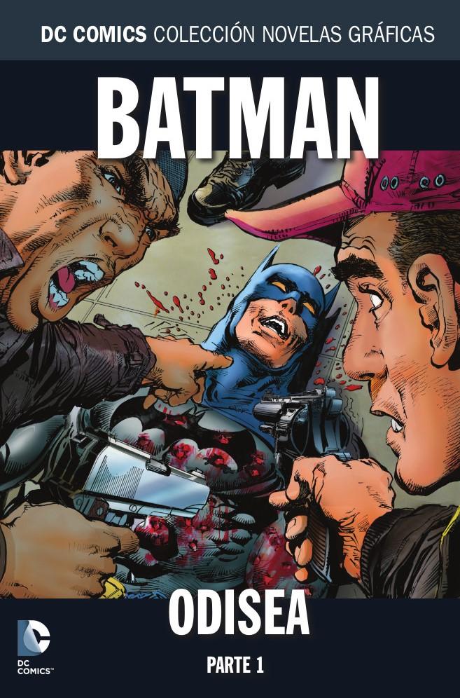 Colección Novelas Gráficas núm. 87: Batman: Odisea Parte 1