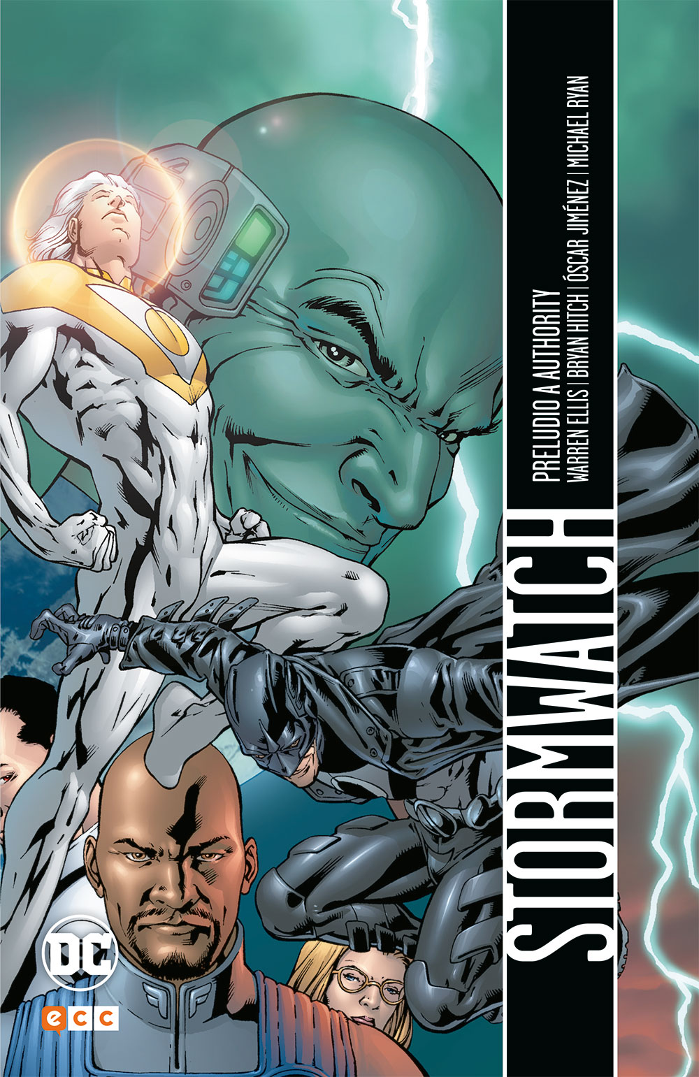 Stormwatch: Preludio a Authority