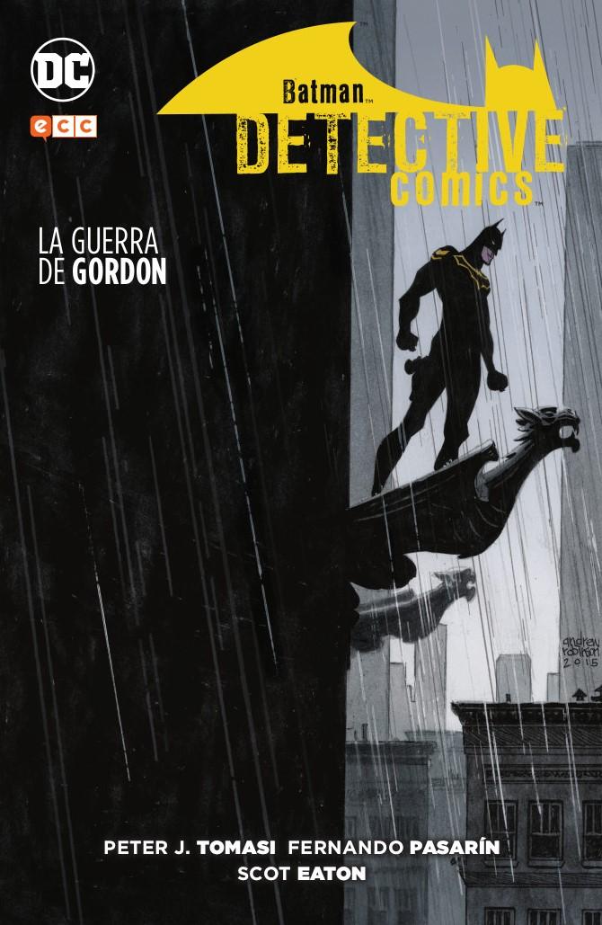 Batman: Detective comics - La guerra de Gordon