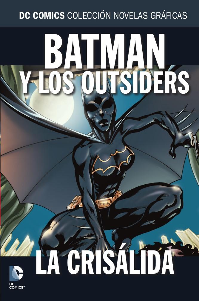 Colección Novelas Gráficas núm. 92: Batman y los Outsiders: La crisálida