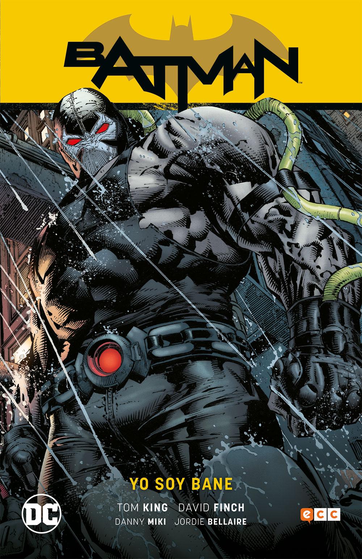 Batman de Tom King vol. 04: Yo soy Bane