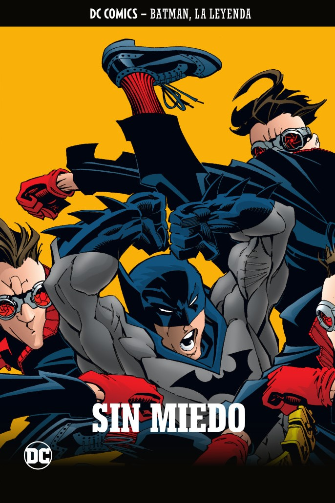 Batman, la leyenda núm. 21: Sin miedo