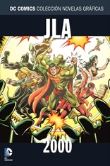 Colección Novelas Gráficas núm. 95: JLA: 2000