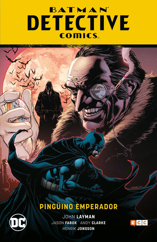 Batman: Detective Comics - Pingüino Emperador