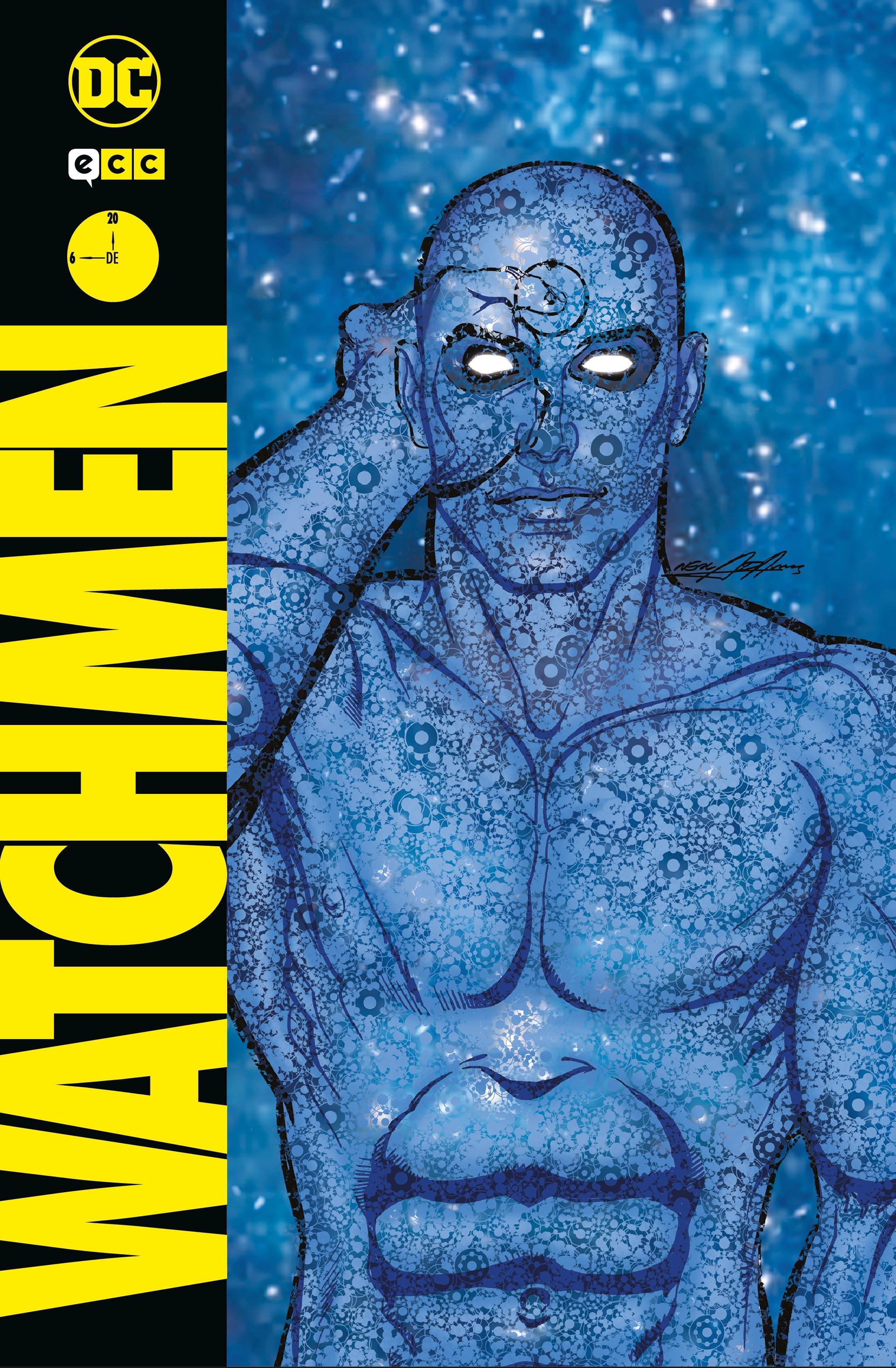 Coleccionable Watchmen núm. 06