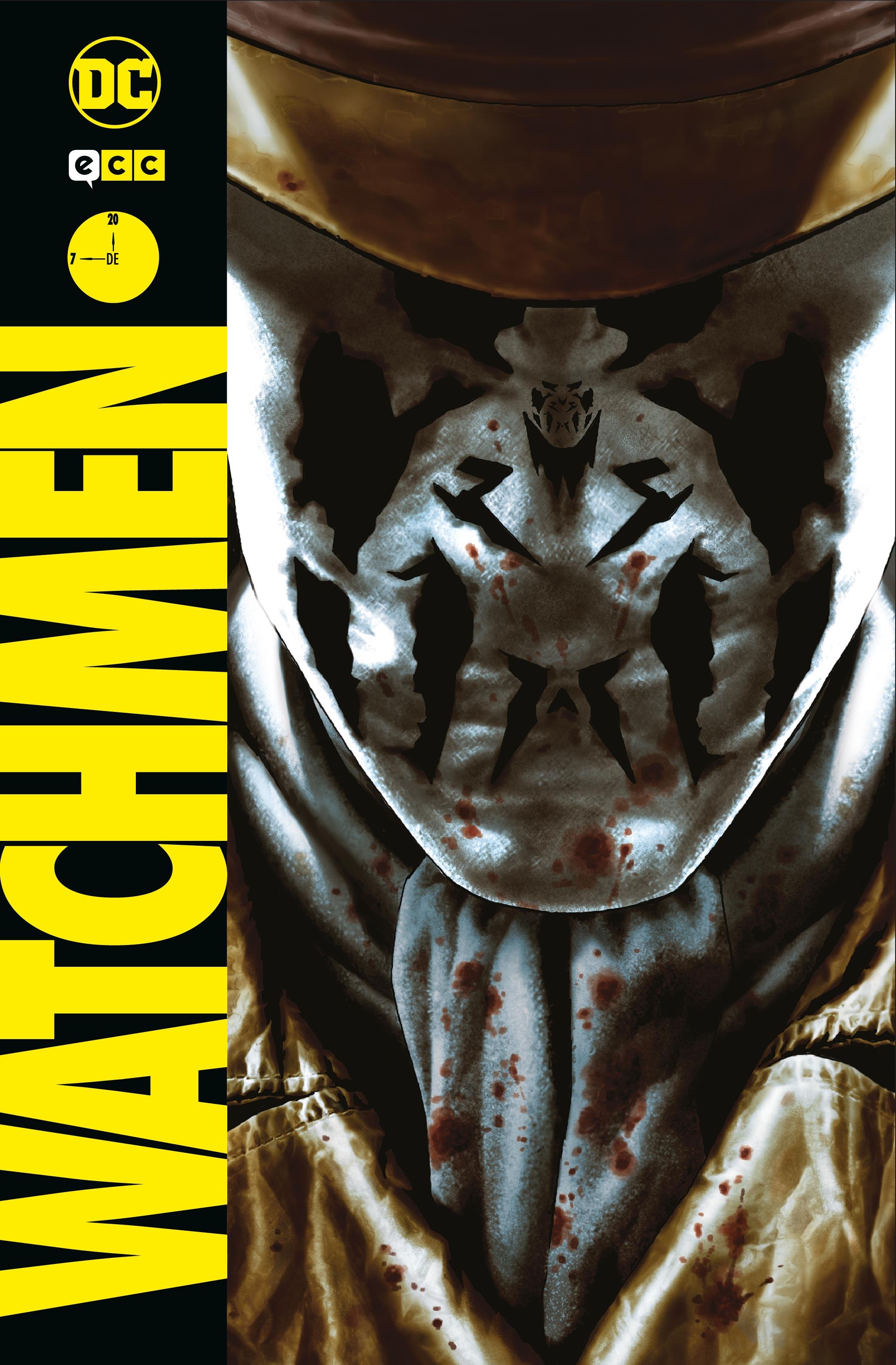 Coleccionable Watchmen núm. 07