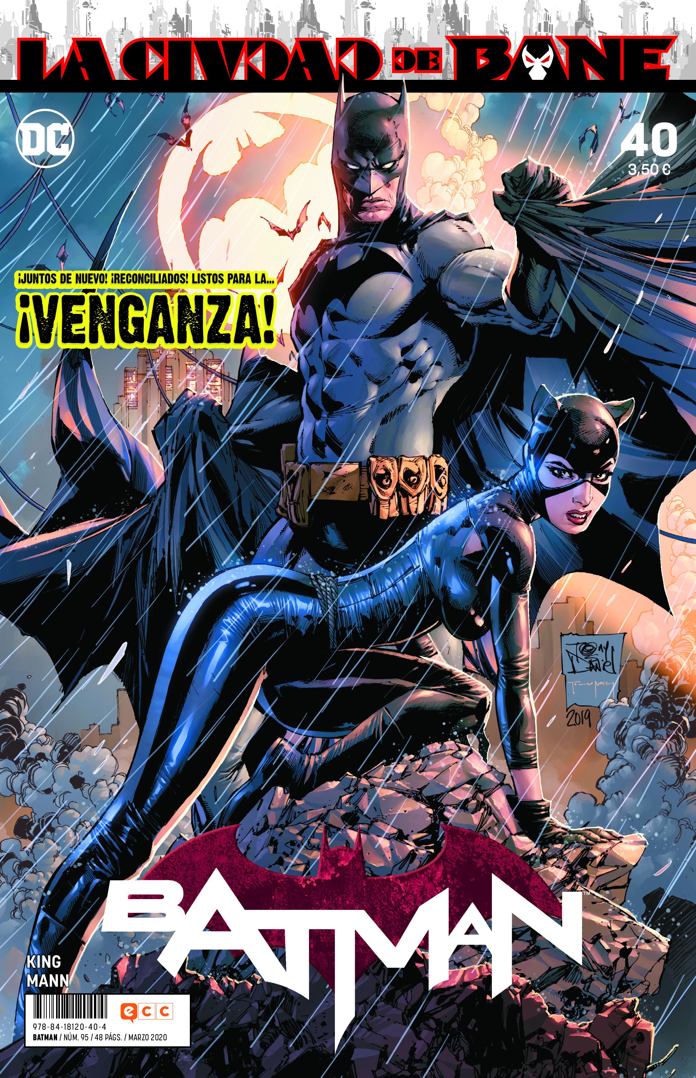 Batman núm. 95/40