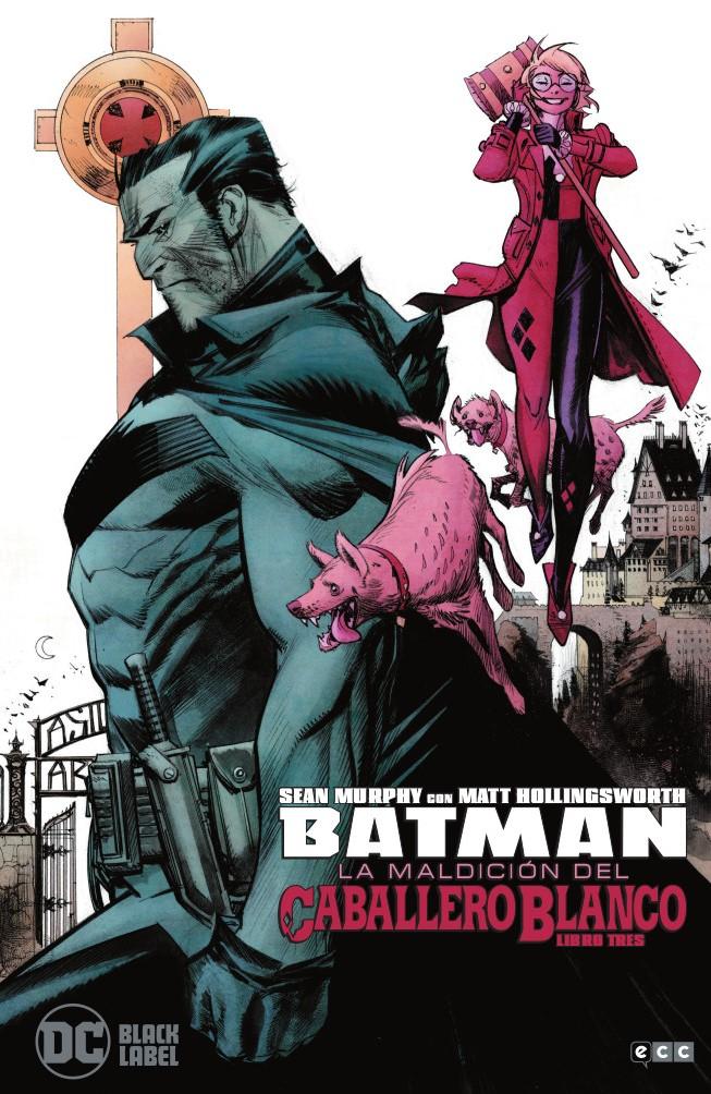Batman: La maldición del Caballero Blanco 3