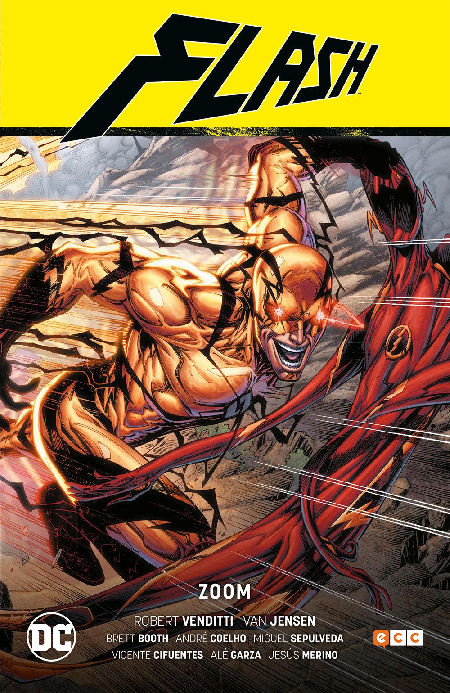 Flash vol. 6: Zoom (Flash Saga - Nuevo Universo parte 6)