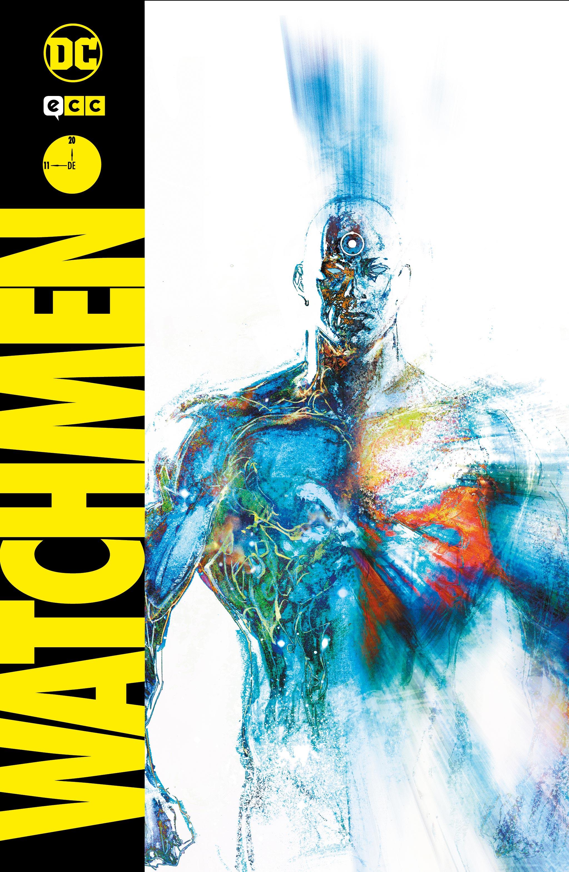 Coleccionable Watchmen núm. 11 (de 20)