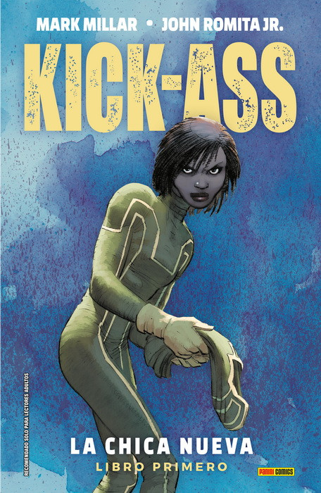 Kick-Ass la chica nueva 1