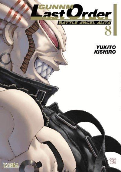 GUNNM: Last Order 08