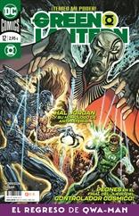 El Green Lantern núm. 94/12 (Grant Morrison)