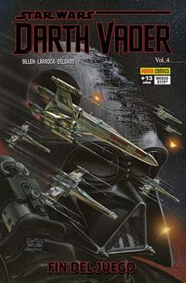 Star Wars Darth Vader #4 - Fin del Juego