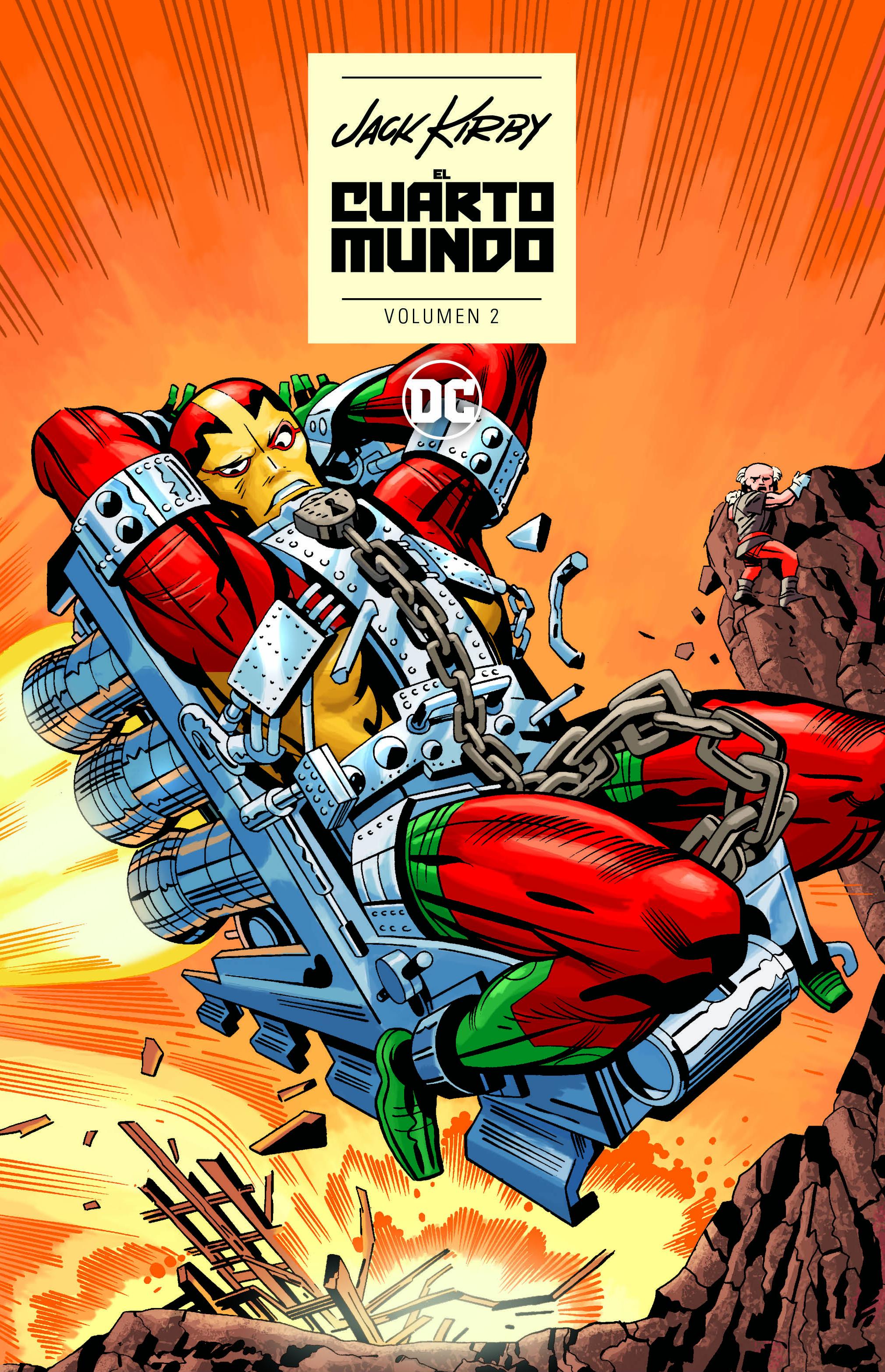El Cuarto Mundo de Jack Kirby vol. 02 (Segunda edición)