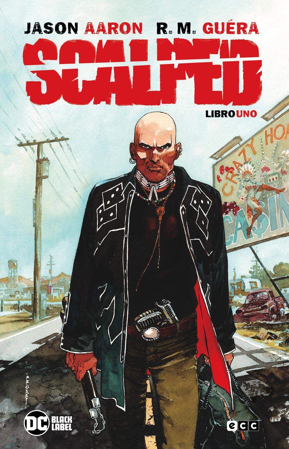 Scalped Libro 01 (Tercera edición)