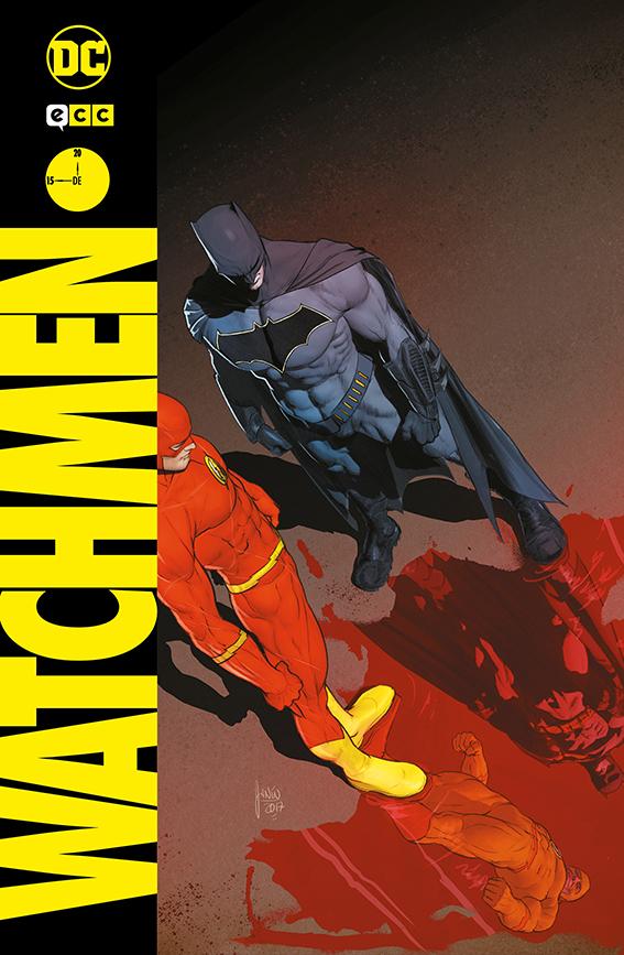 Coleccionable Watchmen núm. 15 (de 20)