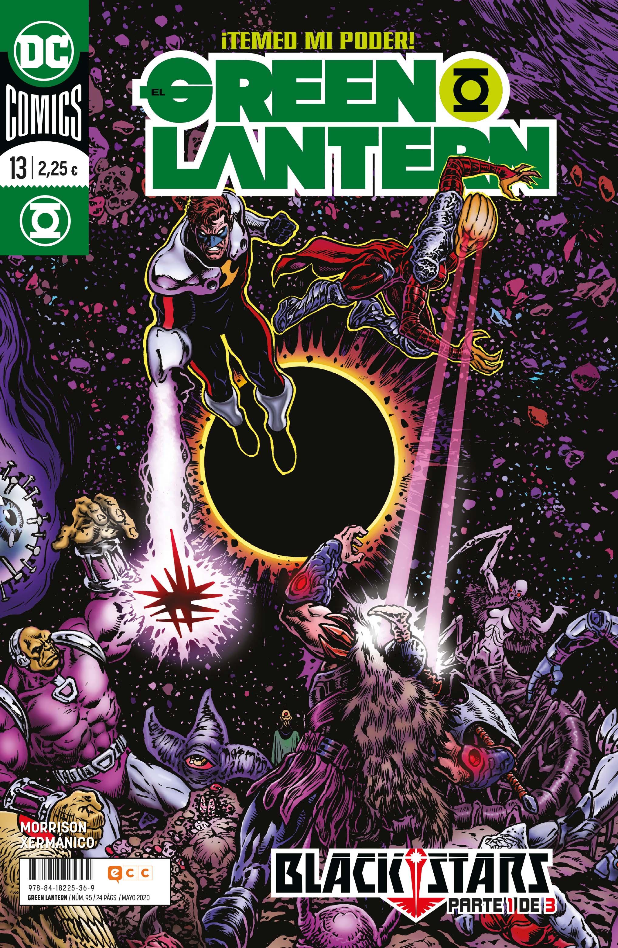 El Green Lantern núm. 95/13