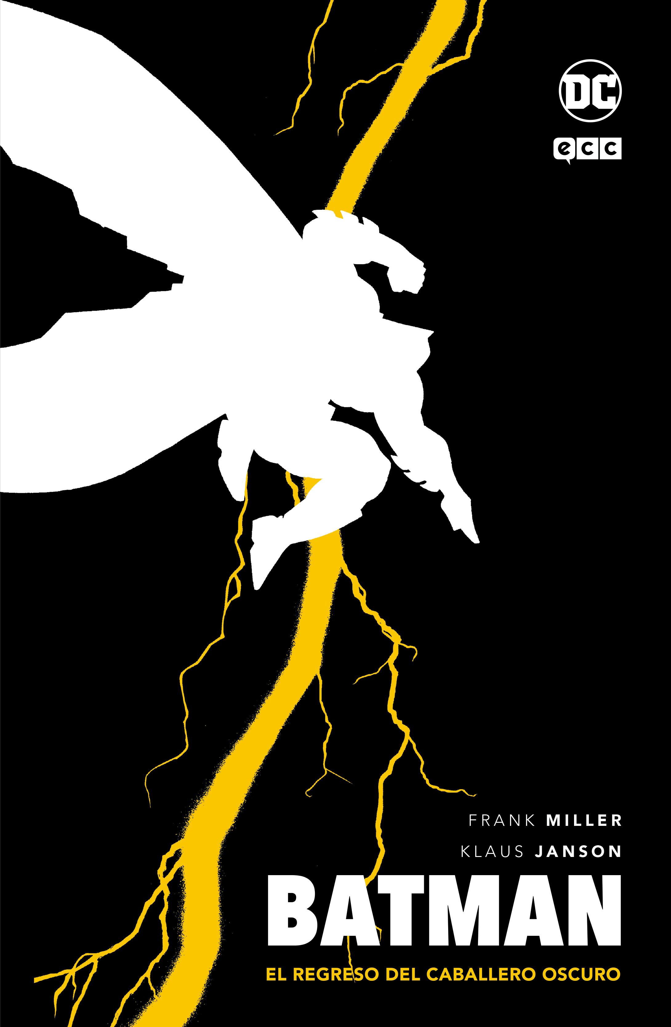 El regreso del Caballero Oscuro Edición limitada en b/n