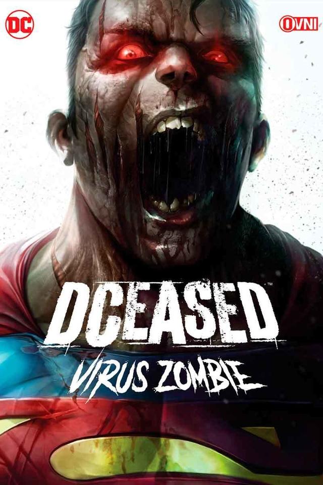 DCEASED: VIRUS ZOMBIE OVNIPRESS