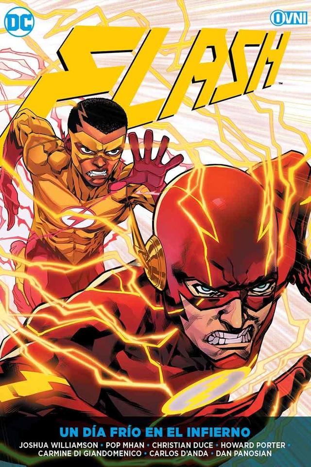 Flash Vol. 06: Un día frío en el infierno OVNIPRESS