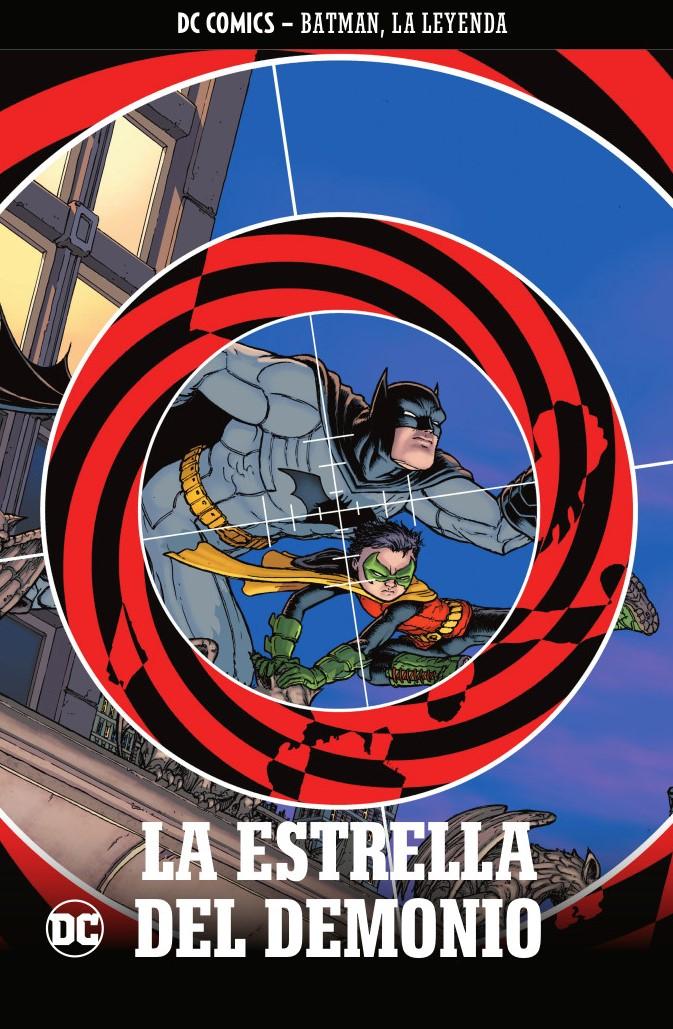 Batman, la leyenda núm. 35: La estrella del demonio