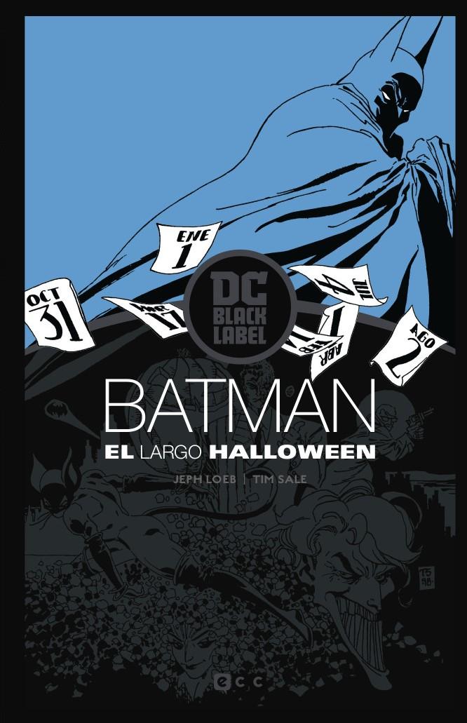 Batman: El largo Halloween – Edición DC Black Label (Segunda edición)