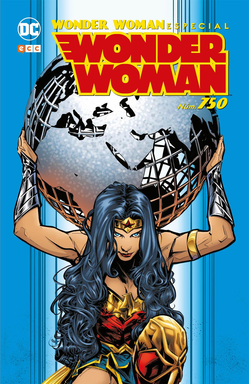 Wonder Woman: Especial Wonder Woman 750
