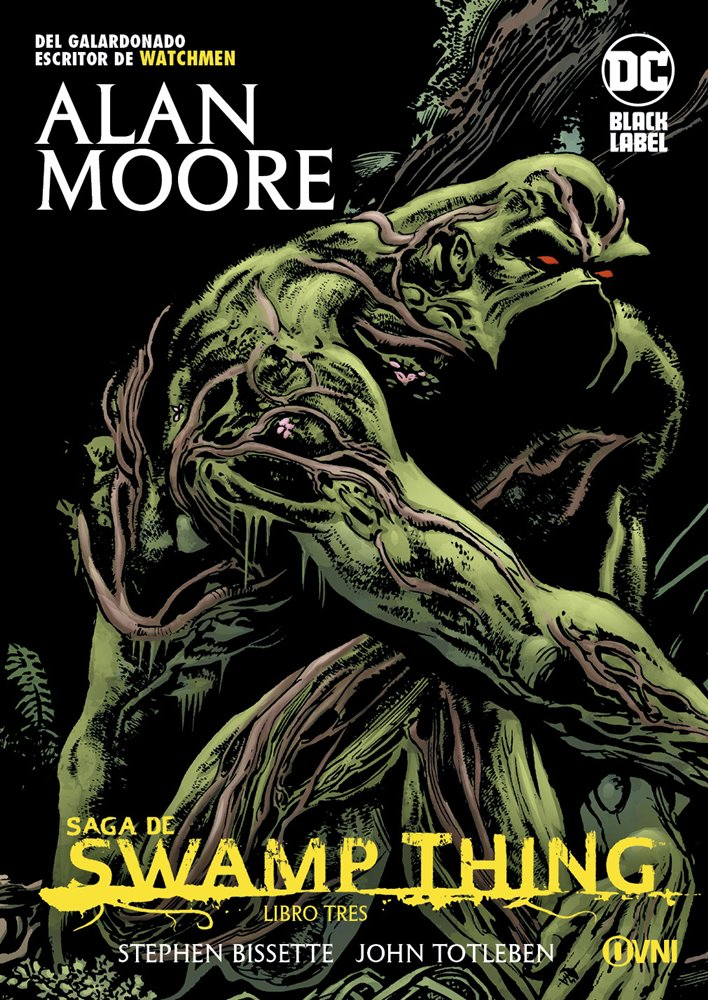 DC - BLACK LABEL - SWAMP THING Vol 03