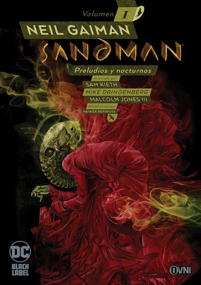 DC - BIBLIOTECA SANDMAN VOL. 1: PRELUDIOS Y NOCTURNOS