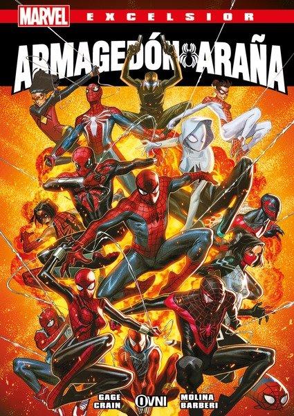 MARVEL-EXCELSIOR: Armagedón Araña