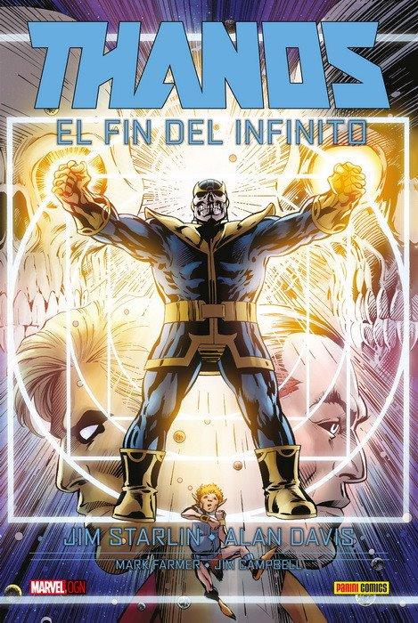 ORIGINAL GRAPHIC NOVEL. EL FIN DEL INFINITO HEROES MARVEL: GRAPHIC NOVELS