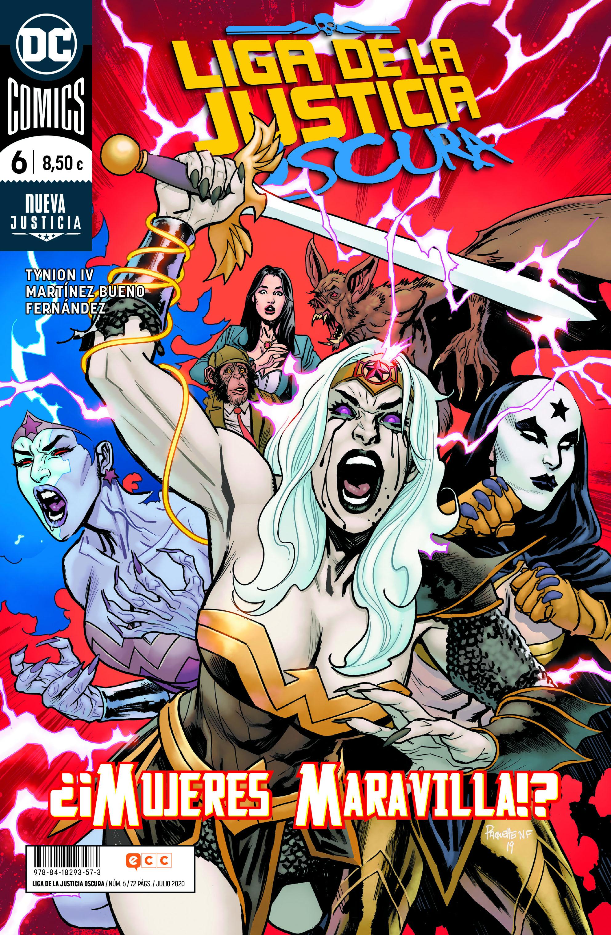 Liga de la Justicia Oscura vol. 2, núm. 06