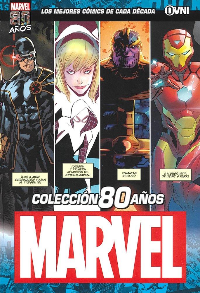 MARVEL - Colección 80 Años MARVEL Vol.08