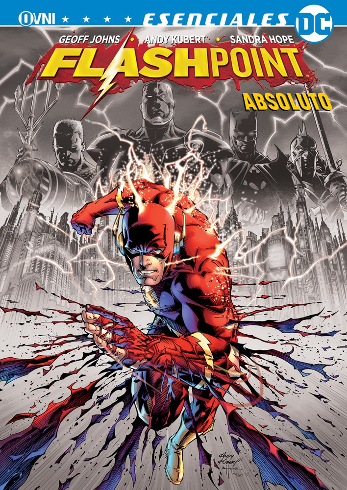 DC - ESENCIALES DC: FLASHPOINT ABSOLUTO