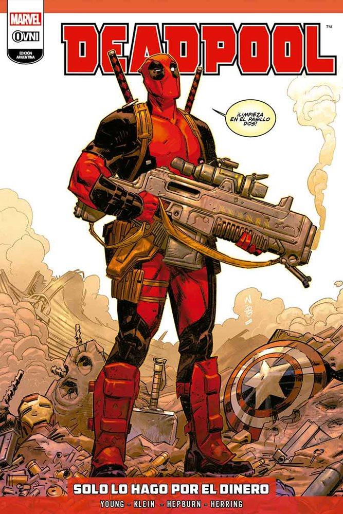Deadpool Vol. 01: Solo lo hago por el dinero (Fresh Start)