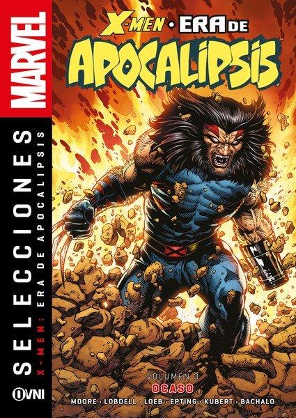 Selecciones Marvel -X-Men La Era de Apocalipsis Volumen 03