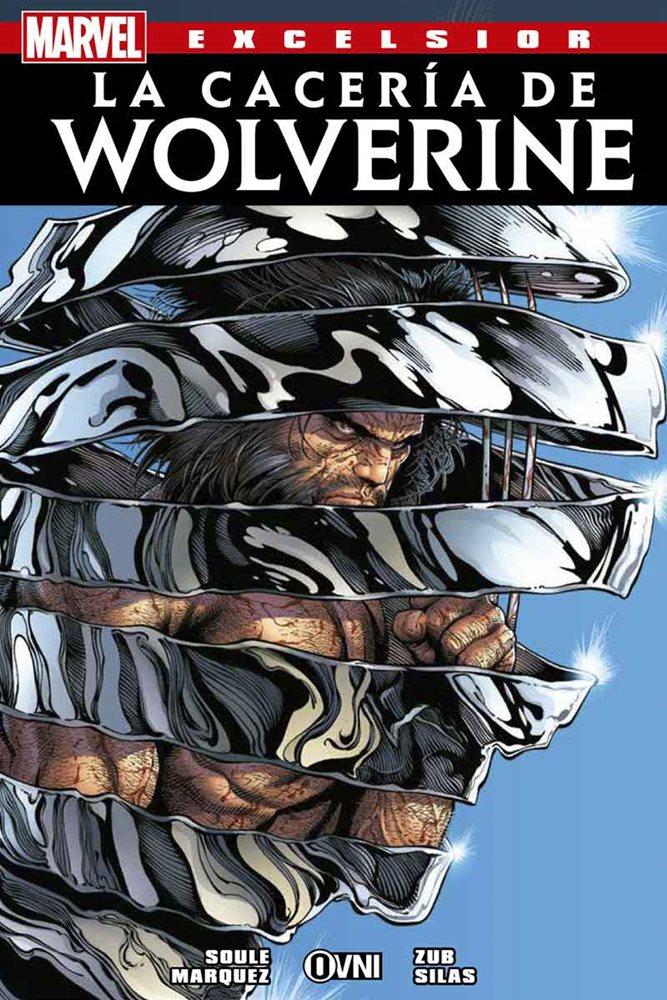 MARVEL-EXCELSIOR: La Cacería de Wolverine