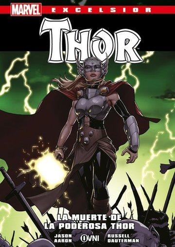 MARVEL-EXCELSIOR: La muerte de la poderosa Thor