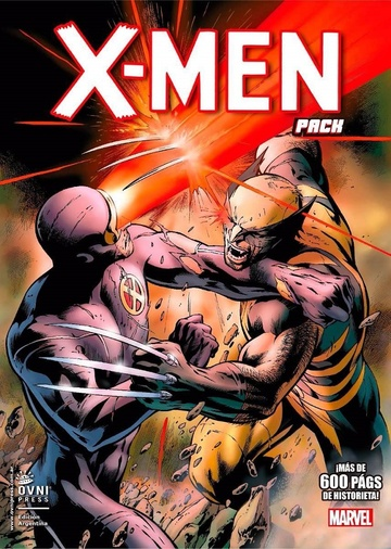 MARVEL-PACK-X Men