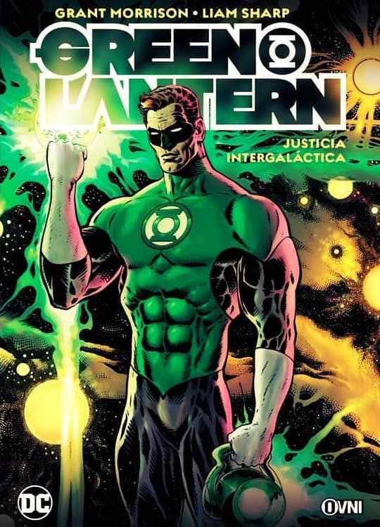 GREEN LANTERN - JUSTICIA INTERGALACTICA VOL 01
