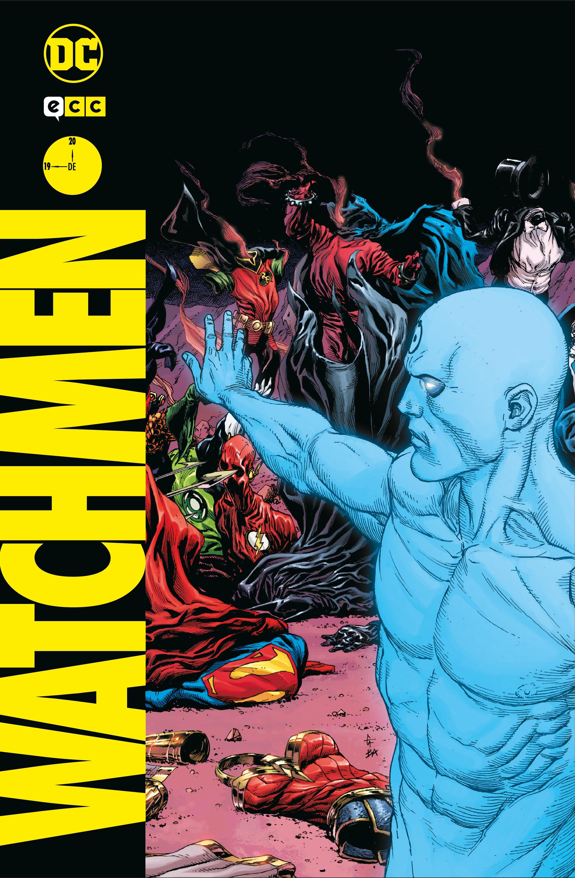 Coleccionable Watchmen núm. 19 (de 20)