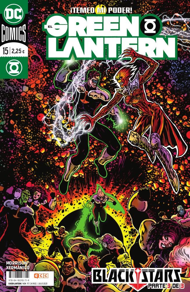 El Green Lantern núm. 97/ 15