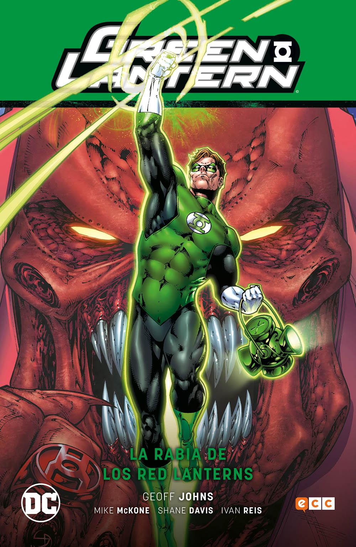 Green Lantern vol. 7: La venganza de los Green Lantern (GL Saga La noche más oscura Parte 2)